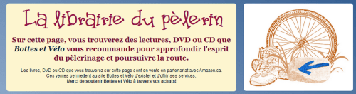 Librairie du pèlerin
