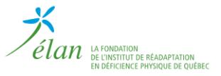 Fondation Élan- logo