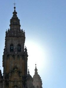 Cathédrale de Compostelle