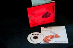 Auspices and Vagaries CD with Cover and Tray