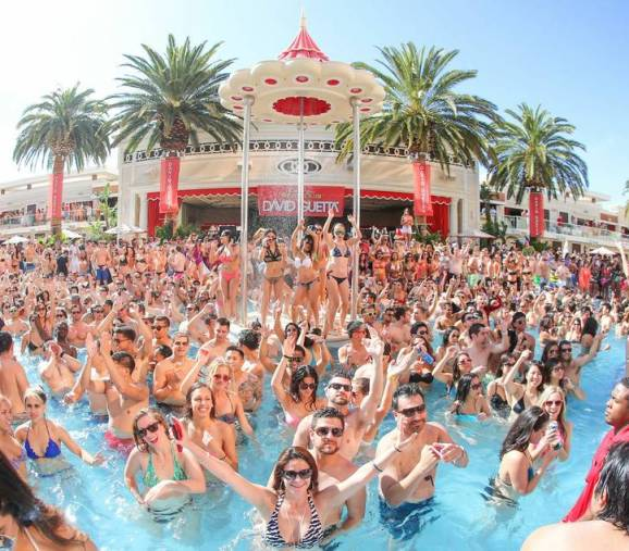 Encore Beach Club Cabanas Cost