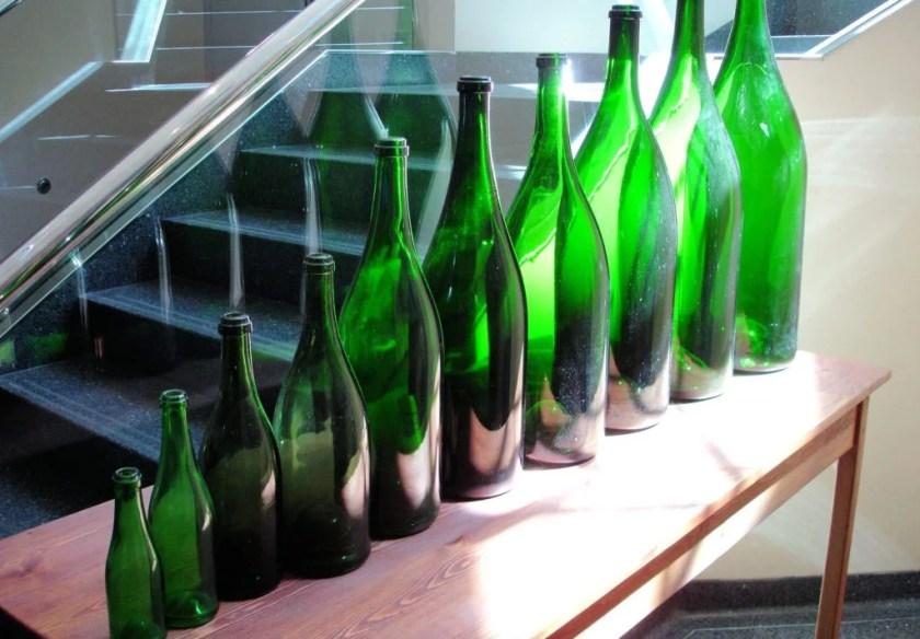 Weinflasche, Größe, Wein, Flaschengröße, Bottled Grapes
