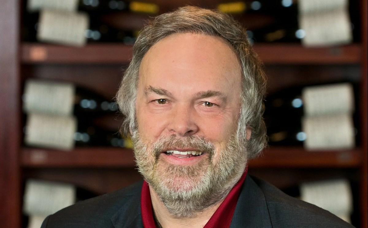 Porträt von Weinkritiker Robert Parker