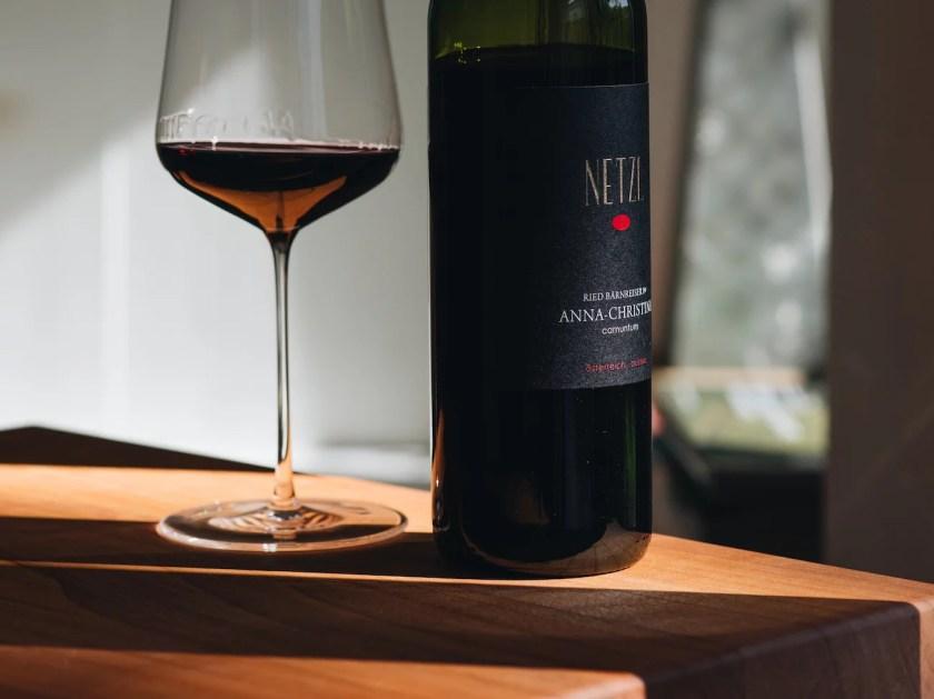 Rotwein vom Weingut Franz und Christine Netzl