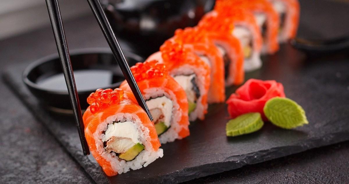 Sushi und Wein: Eine Kombination, die es in sich hat