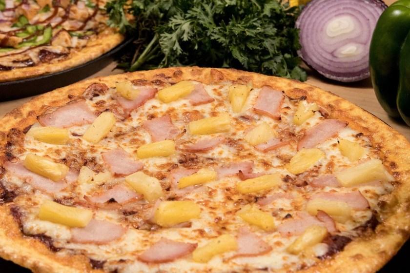 Welcher Wein zu Pizza-Hawaii?