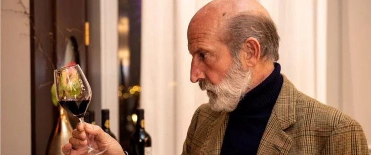 Weinkritiker Luca Maroni im Porträt