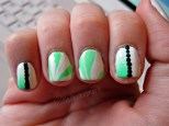 Day 30 + 31: Tutorial + Honor nails you love