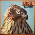 Blackfoot Marauder Album Cover