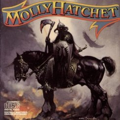 Molly Hatchet Album Cover
