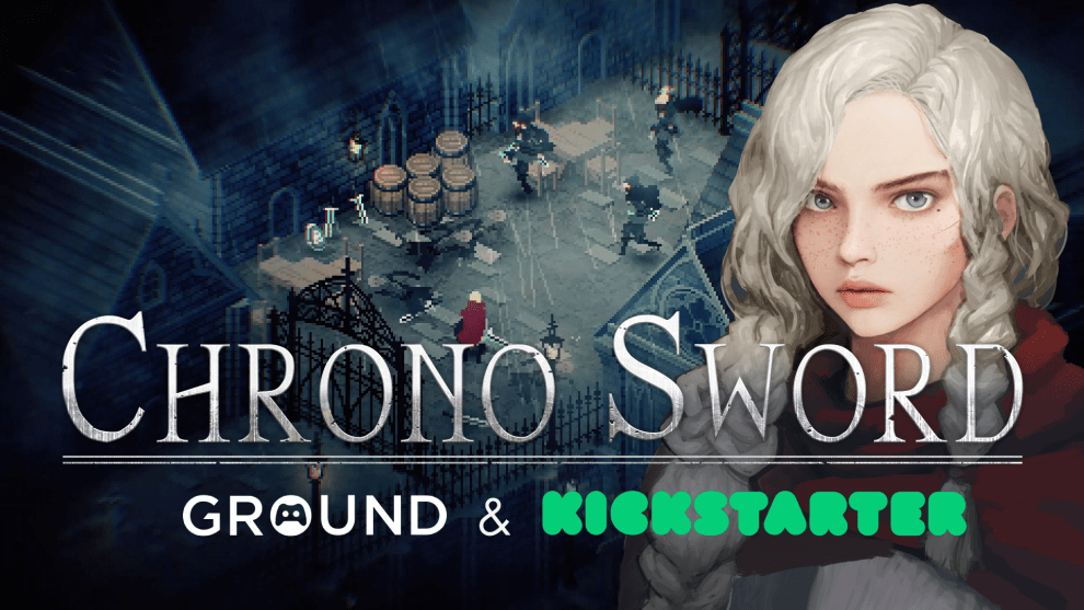 Chrono Sword game tasting