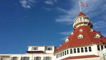 Hotel in Coronado Beach