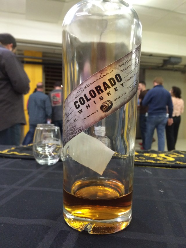 Stranahan's Colorado Whiskey - Snowflake!