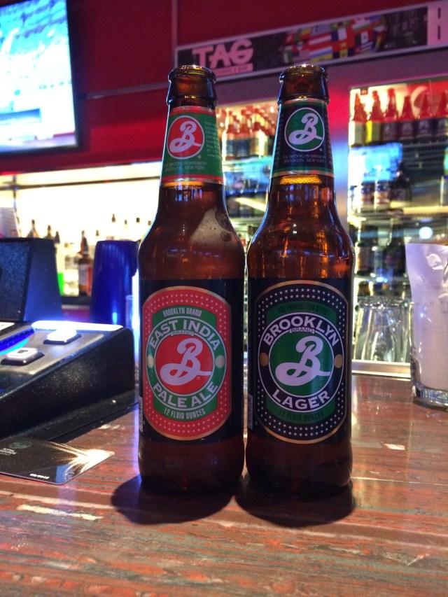 Brooklyn Brewing beers