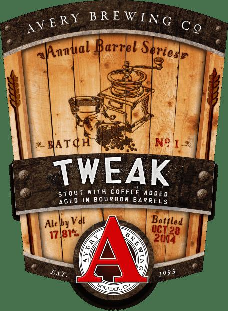 Avery Tweak Releases on November 16
