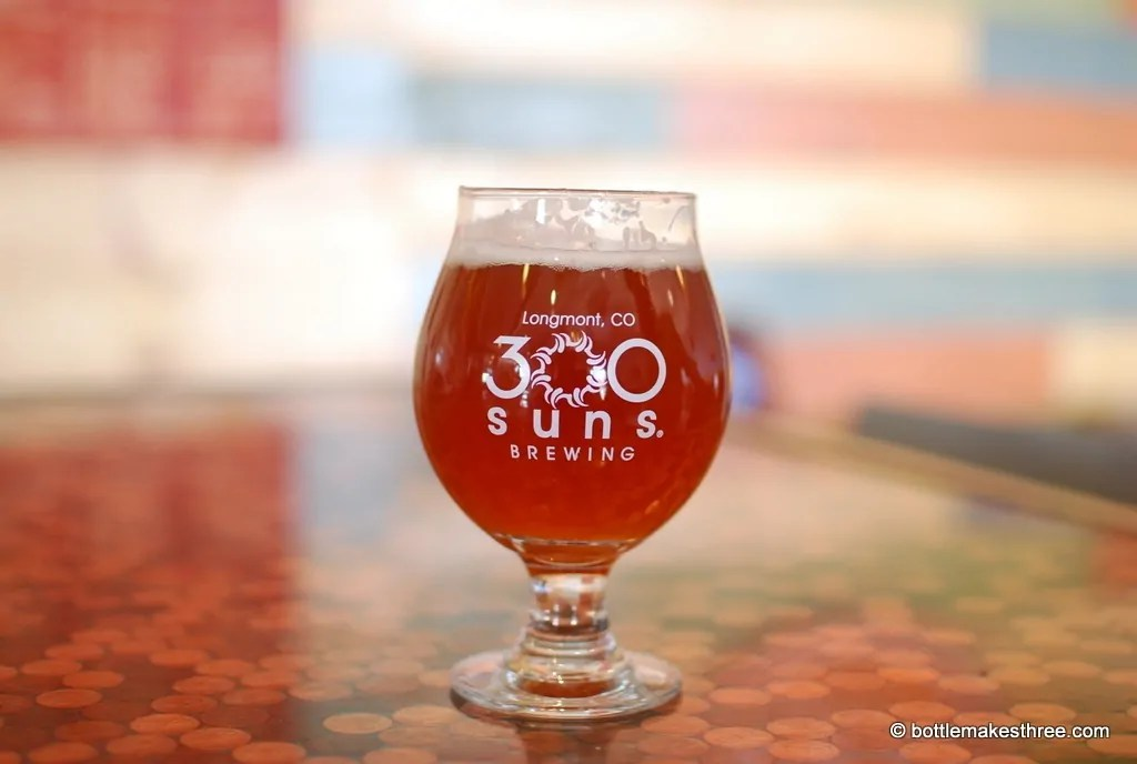 Brewery Review: 300 Suns Brewing