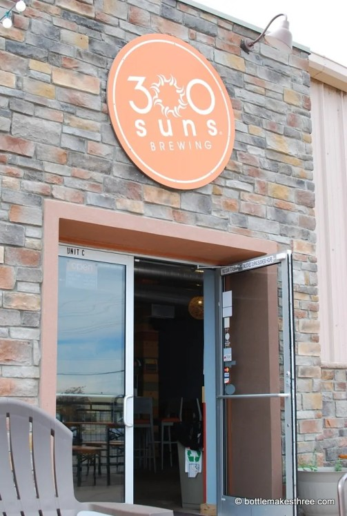 Brewery Review: 300 Suns Brewing in Longmont, CO   http://bottlemakesthree.com