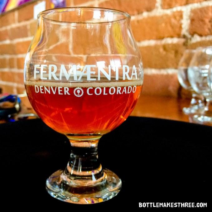 Fermaentra Brewing and Tap Room, Denver CO | BottleMakesThree.com