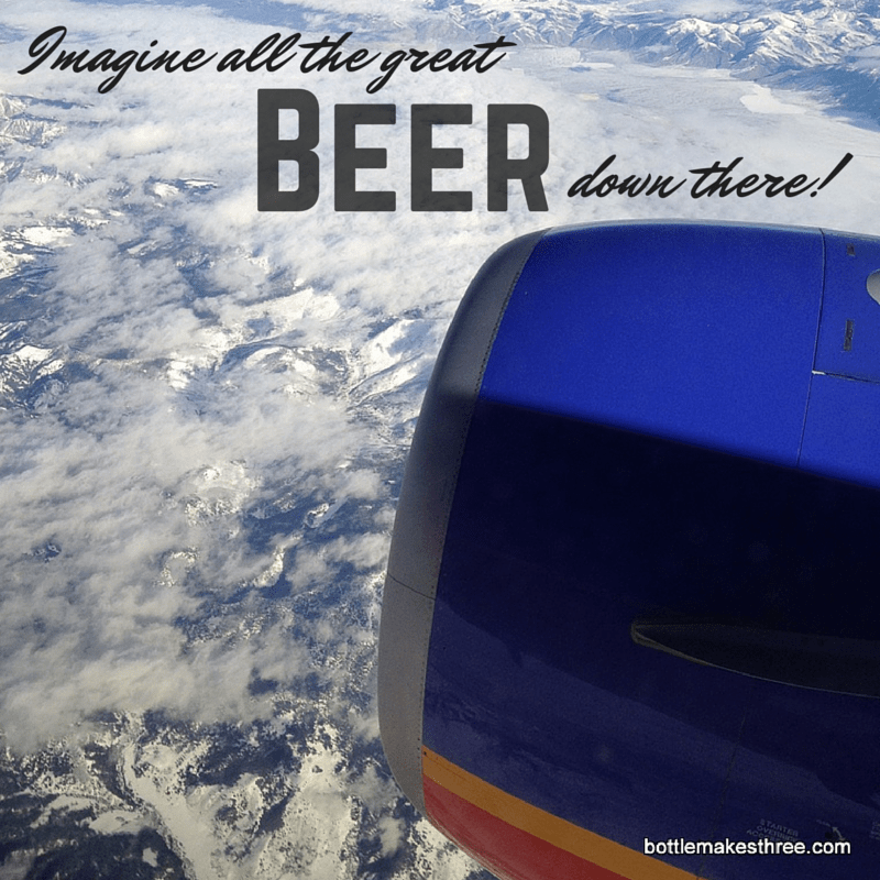 Travelling for Beer