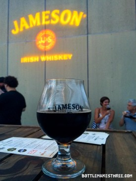 Jameson Whiskey & Great Divide Brewing release their Drinking Buddies collaboration, The Smoothness | BottleMakesThree.com
