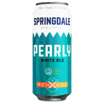 Springdale Beer Co. PEARLY WHITE