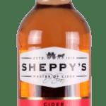 SHEPPY'S RASPBERRY CIDER 500ml Bottle