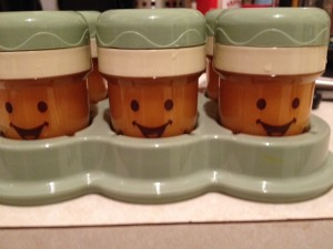 There you have it! Six jars of baby food for $0.76!