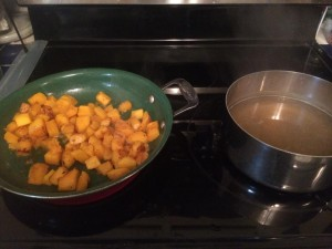 bothcookingrisottostock
