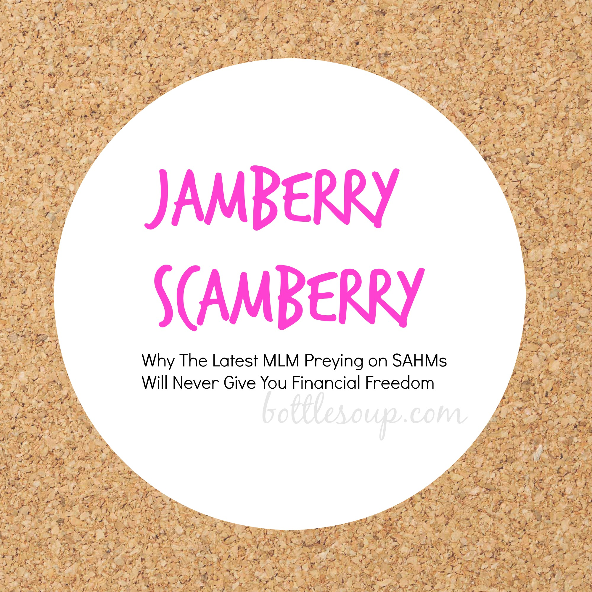 Jamberry Scamberry Why The Latest Mlm Preying On Sahms Will Never Give You Financial Freedom