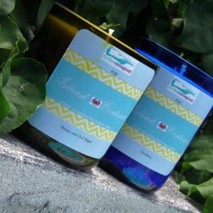Bottles Reimagined for Island Contessa scents