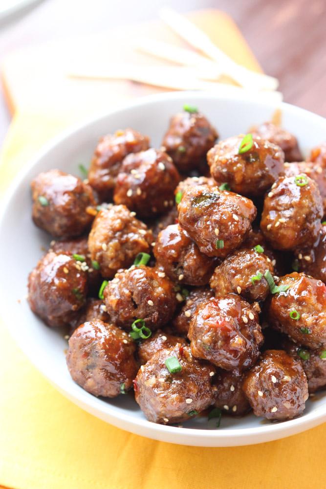 Crockpot-Sesame-Meatballs-4