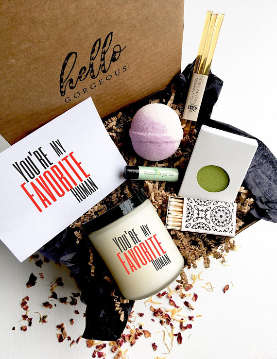 Gift Box from PeaceOrganics | Celebrate with 8 for Friendship Day | Bottom Left of the Mitten