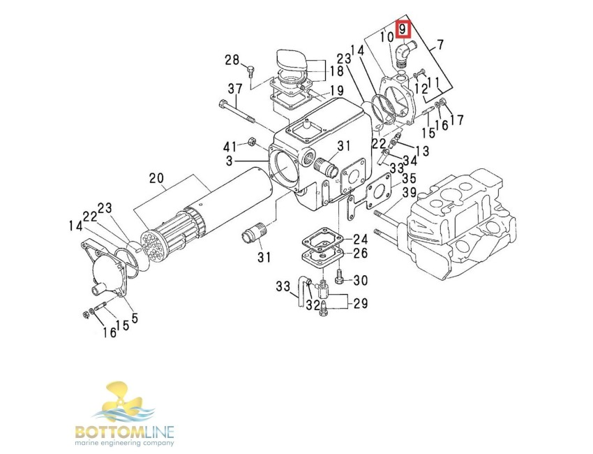 Yanmar 2gmf Parts Diagram. Diagram. Auto Wiring Diagram