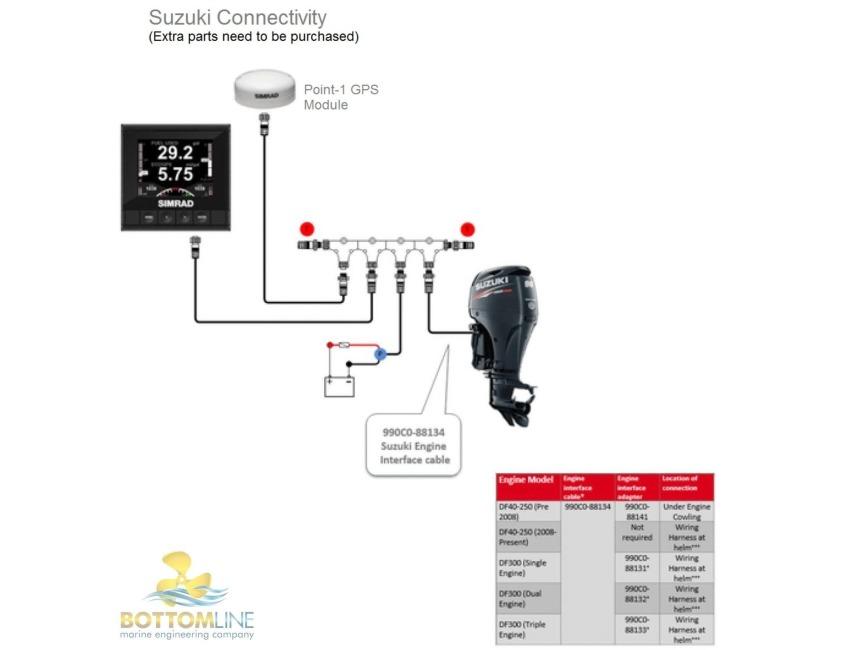 650 Mercury Outboard Wiring Diagram Mercury Control Wiring