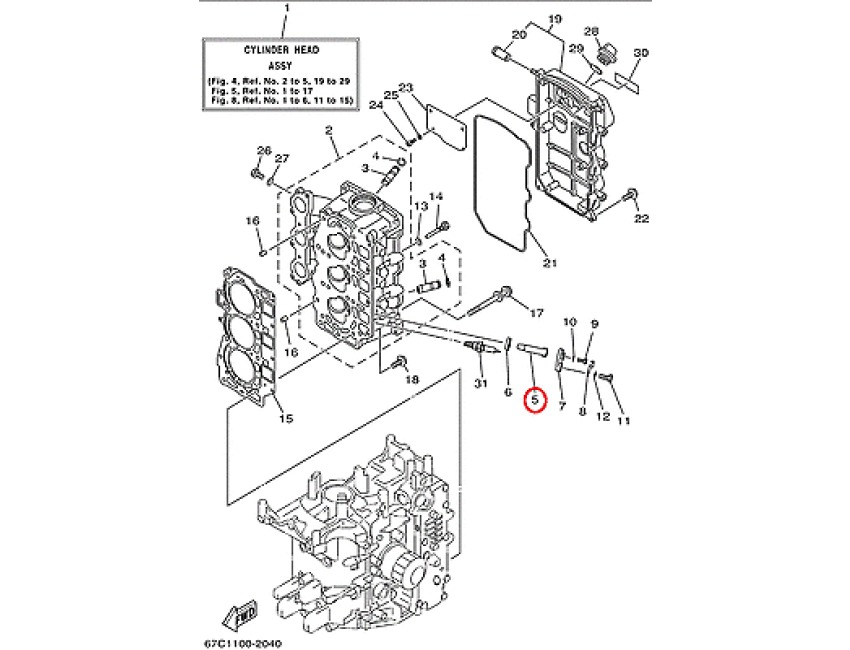 Fuse Box Diagram For 2005 Mercury Mariner