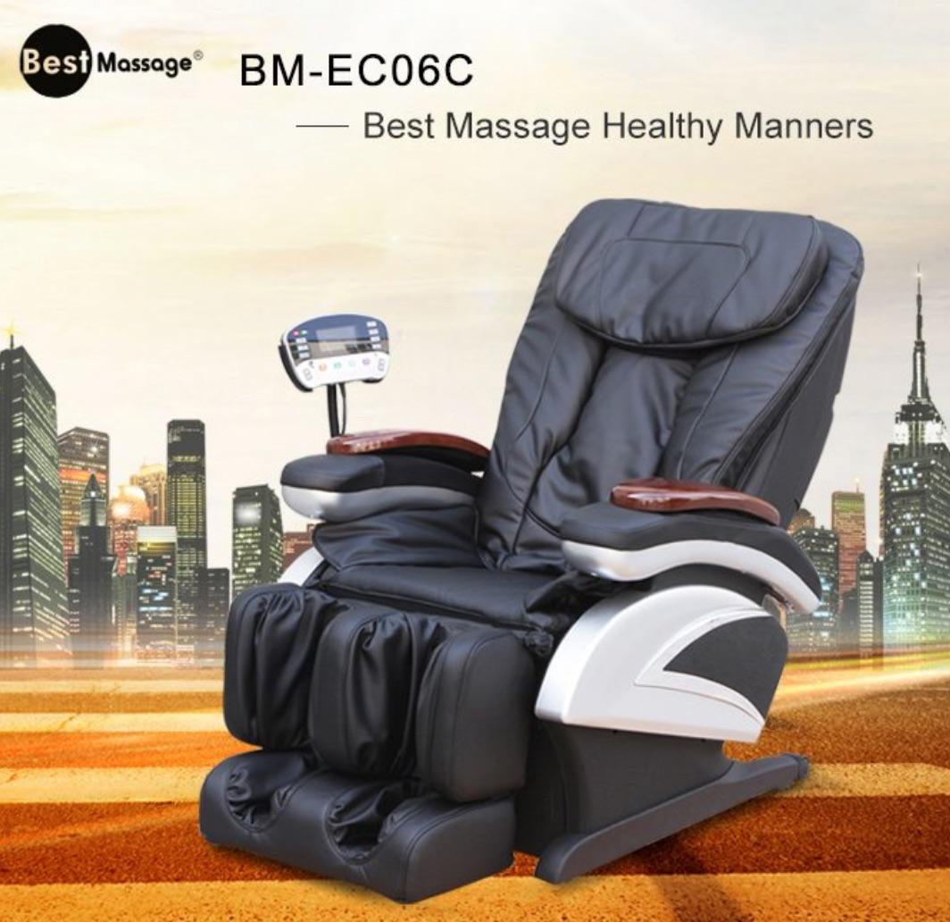 ec 06 massage chair coors light 底値生活 in シリコンバレー