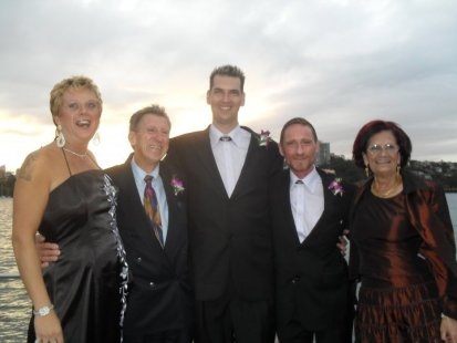 weddings and ceremonys with Sandy B