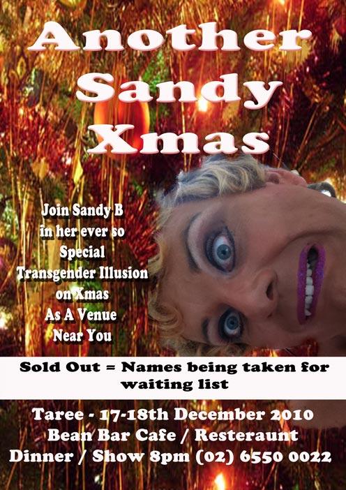 Sandy Bottom Xmas Show