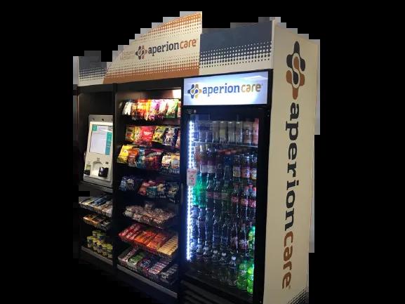 Frankfort IL Micro Market Vending service