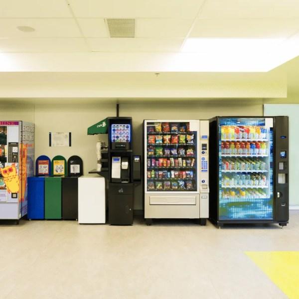Vending Machine for Bolingbrook IL Business