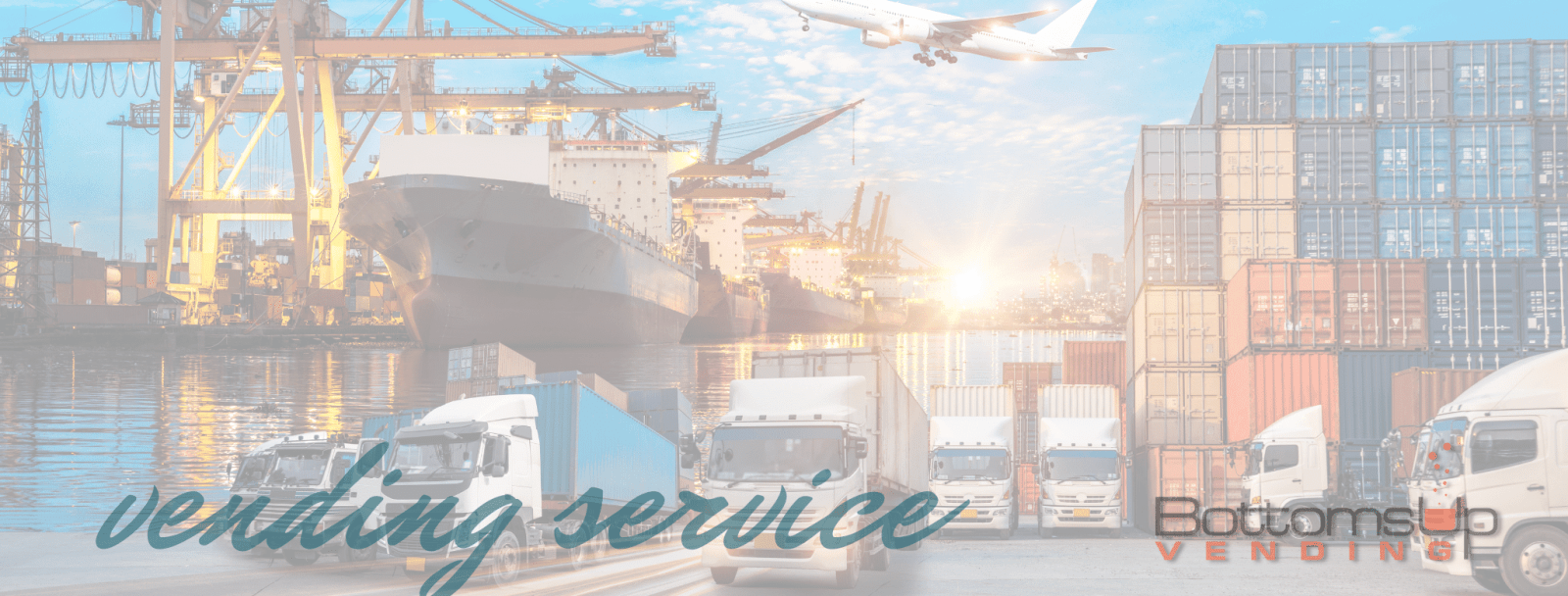 Vending Services for Manufacturing Plants and Logistics Companies