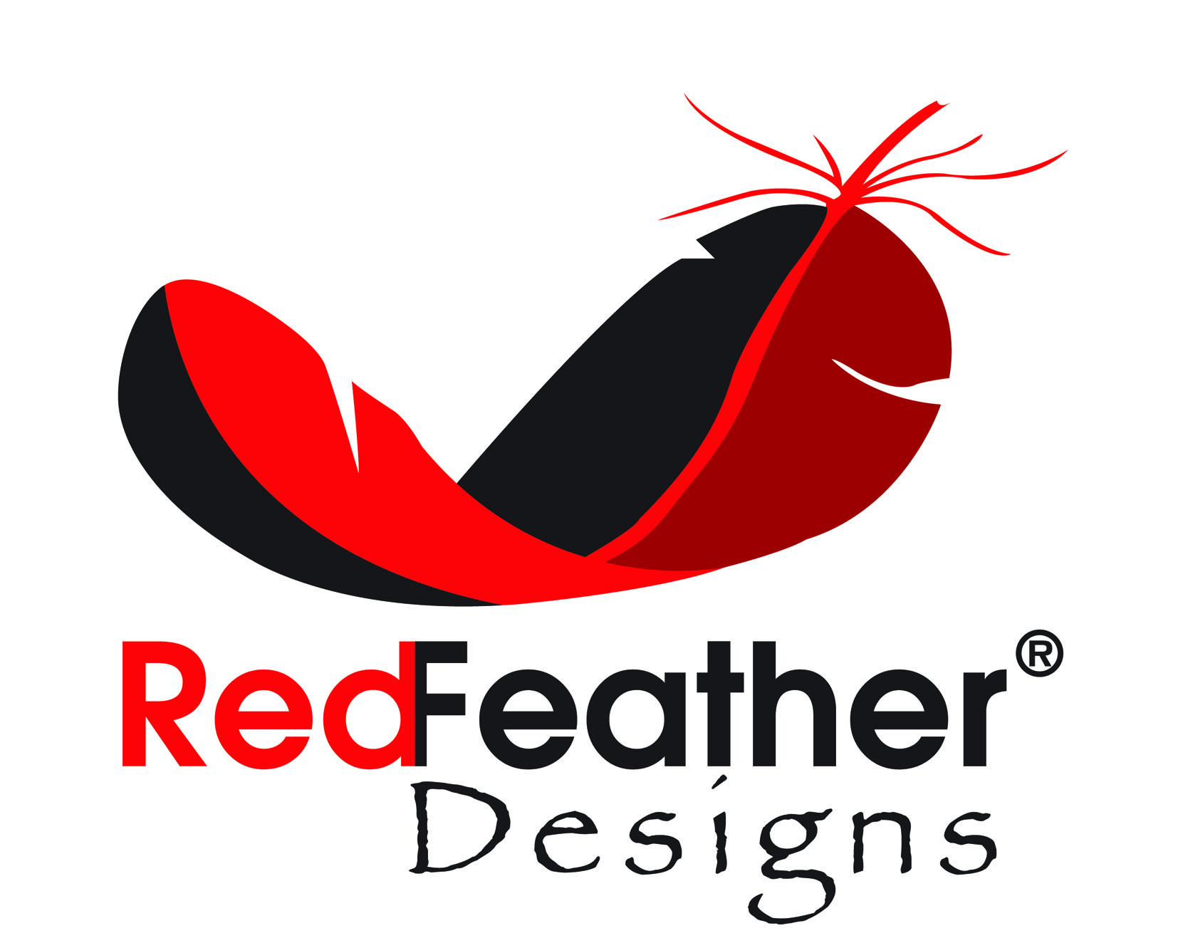 RedFeather Designs  Brands of the World  Download vector logos and logotypes