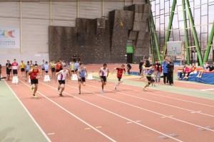 Marian et Maxime dans la 2nde série du 50m