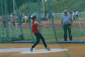 Amandine s'impose au marteau avec un nouveau record