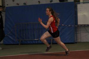 ... médaille qu'elle avait pourtant bien méritée grâce à une très belle course sur 200m!