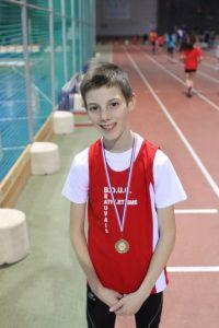 Erwan, champion de l'Oise en hauteur