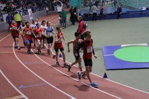 Lucas en tête dès les premiers mètres