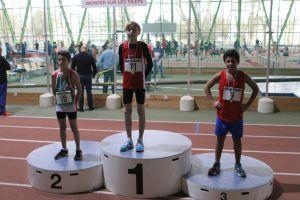 Lucas champion de Picardie sur 2000m marche