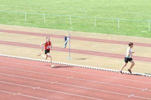 Gwendoline en route vers la victoire sur 3000m