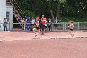 Ludivine et Laura sur 1500m